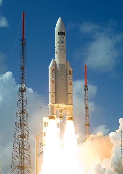 ESA - Ariane 5 launch May 2009